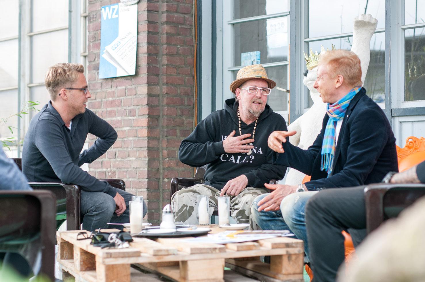 Party meets Art - Eventkunst in der Großmarktgalerie