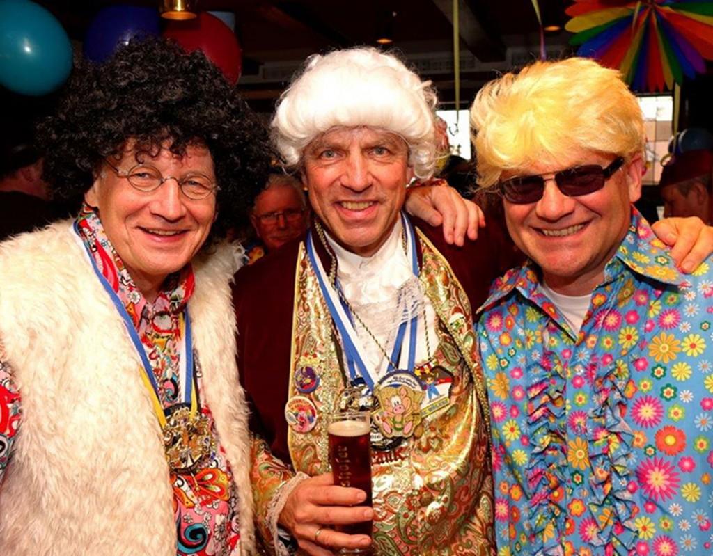 Robert Ditz, Frank Eichelkamp, Georg Schroers