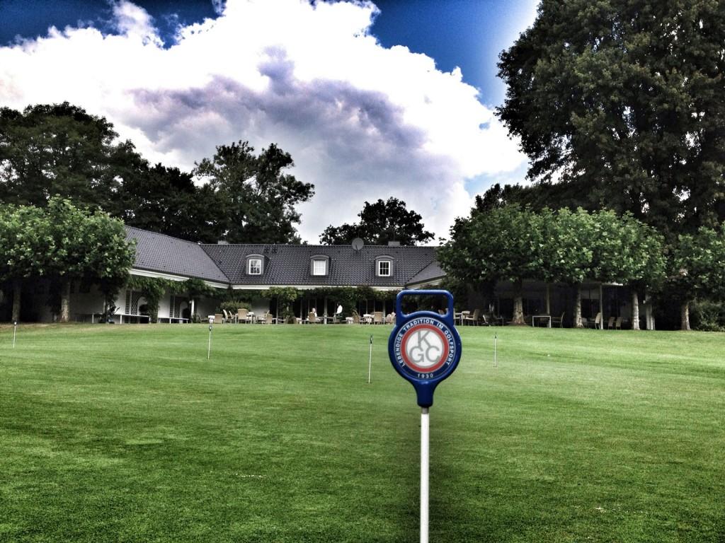 Golf, Mies vdR, Krefeld, Golfturnier