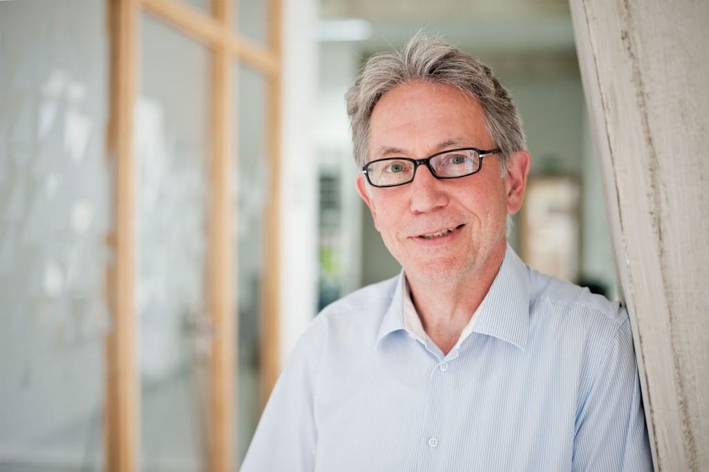 Dr. Friedhelm Herzog, Forschungsmanager bei der Messer Group