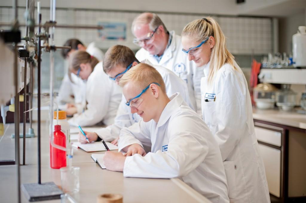 Forschung, Entwicklung und Innovation erleben Krefelder Labortag
