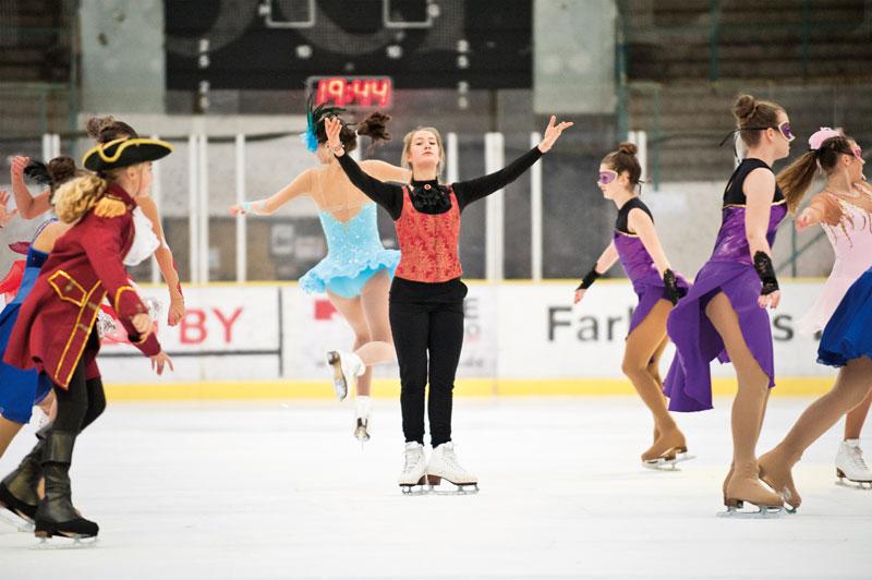 Das Weihnachtsmärchen des Eissportvereins Krefeld e.V.