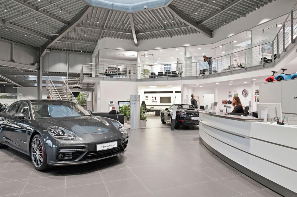 Porsche Zentrum