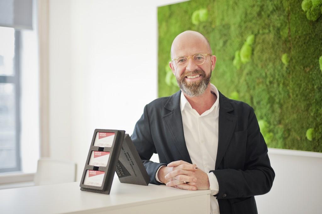 Uli Cloos – Leiter des Krefelder Stadtmarketings