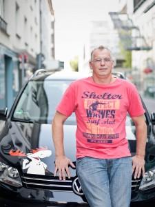 """""""Rollmöpse"""" mit Polizeischutz - Taxifahrer-Stories"""