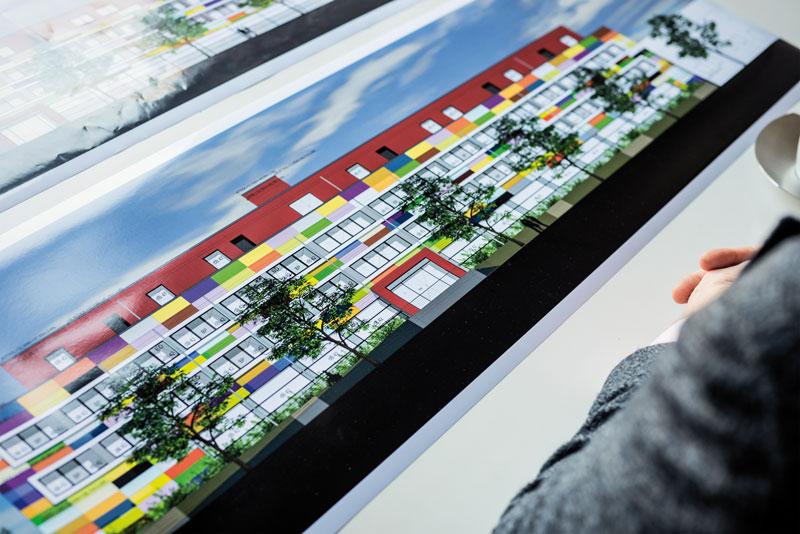 FORM TRIFFT FUNKTION -40 JAHRE ARCHITEKTURBÜRO EBERLEIN