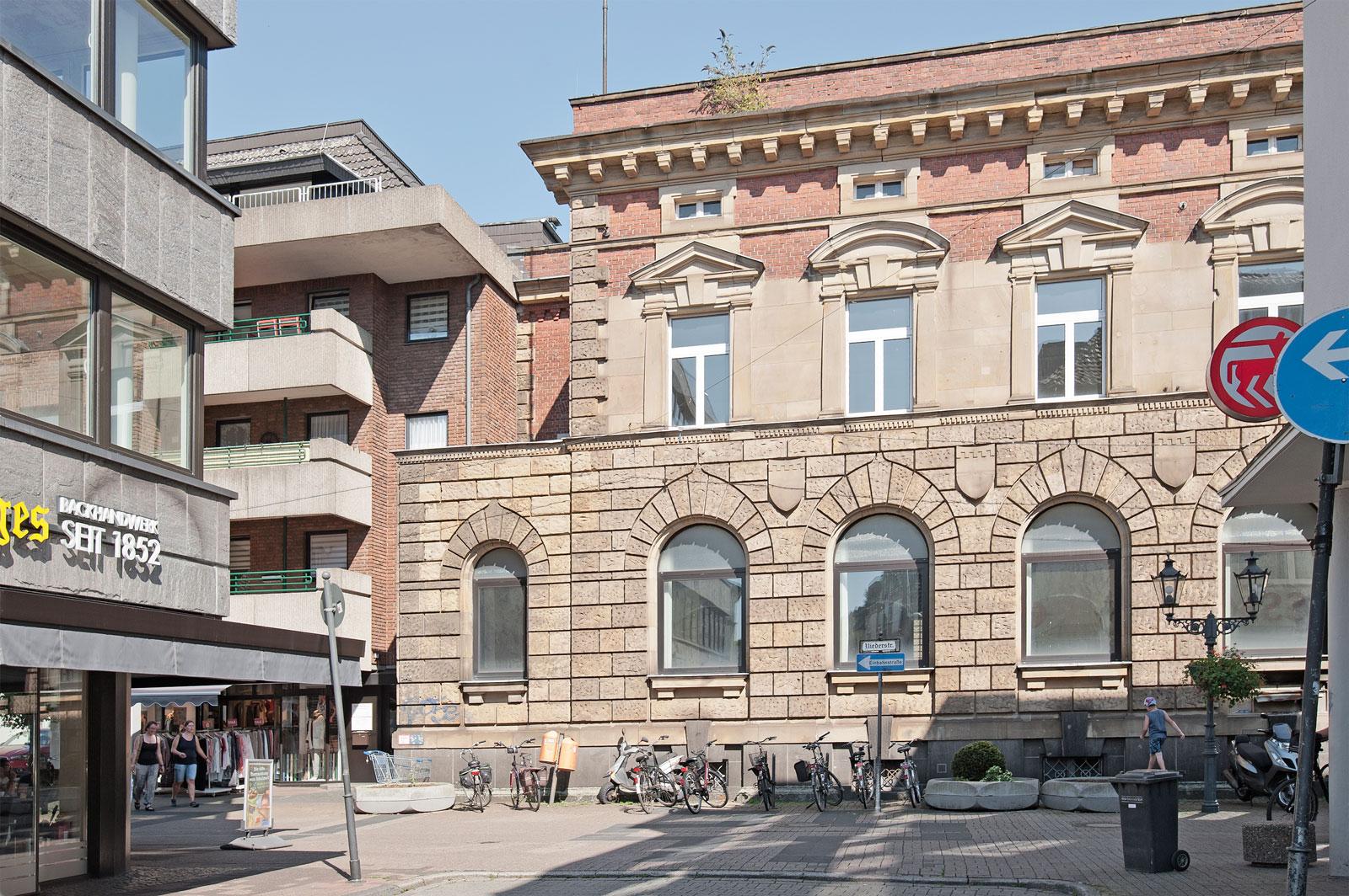 Franziskaner-Ensemble - Wohnen und Arbeiten im alten Kloster