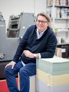 """Druckerei Paniczek: """"An diesem Ort atmen die Maschinen"""""""