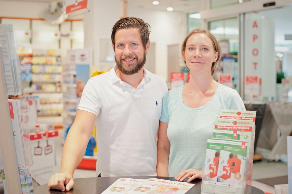 Erik und Katja Sellinger