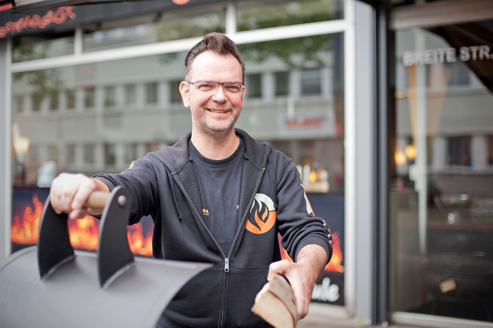 Flammkontor - Wo aus Grill-Amateuren Profis werden