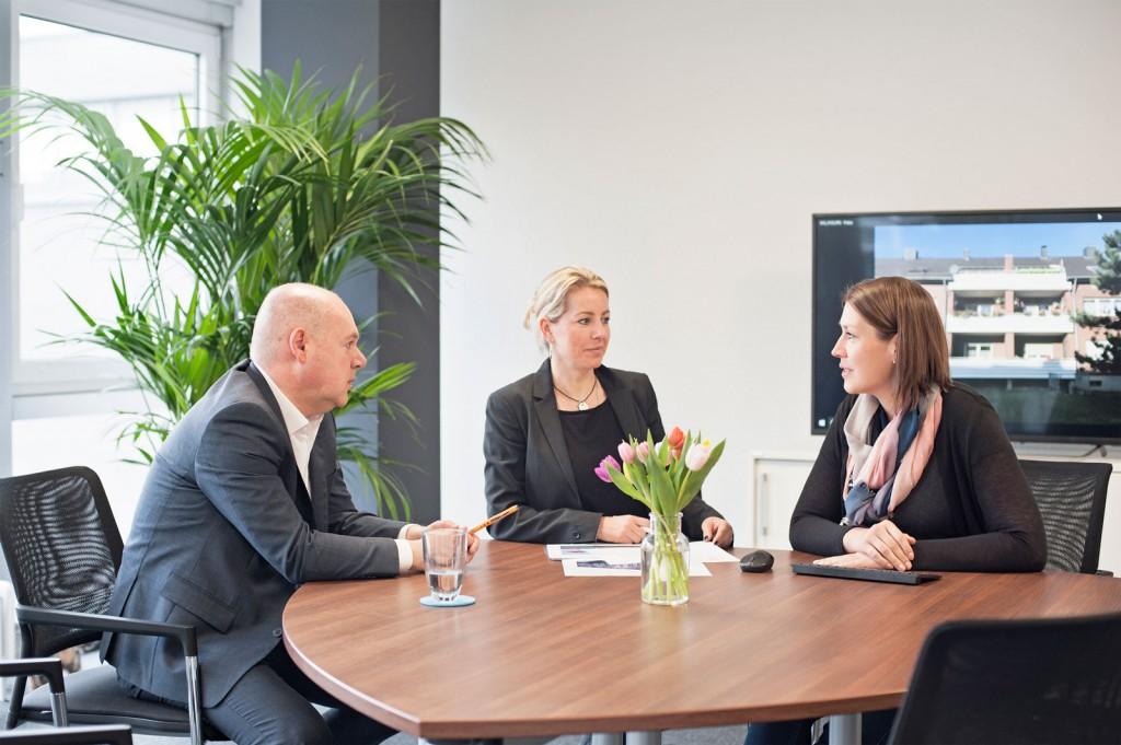 Andreas Landen, Andrea Schürmann, Sarah Ingenhaag