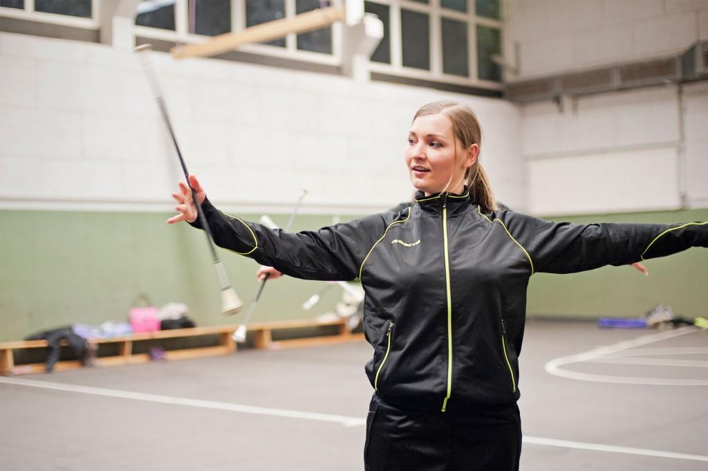 Nicole Lütges-Hoster, Stab
