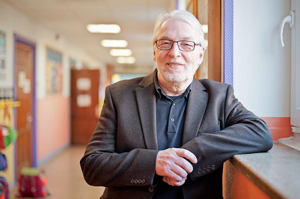 Karl-Heinz Kolbe, Schatzmeister, Gründungsmitglied