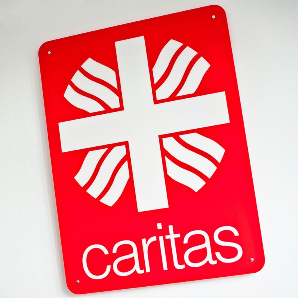 Caritas, Logo