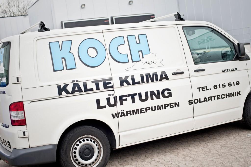 Koch Kälte Klima GmbH, Auto