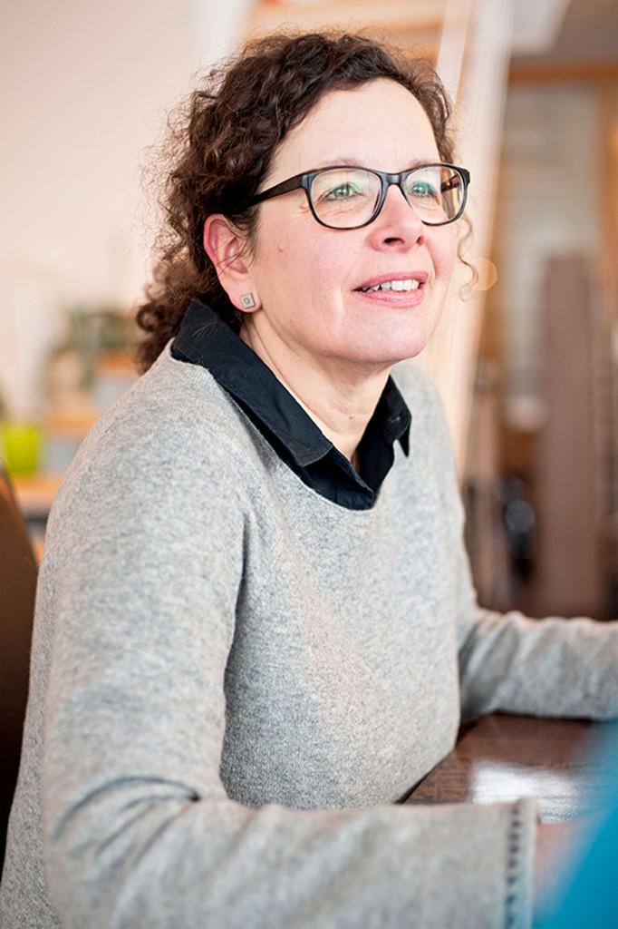 Dorothea Riedel, Datenweise