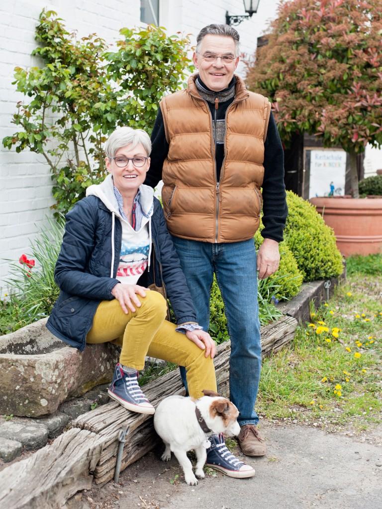 Britta und Harald Lichtenberg