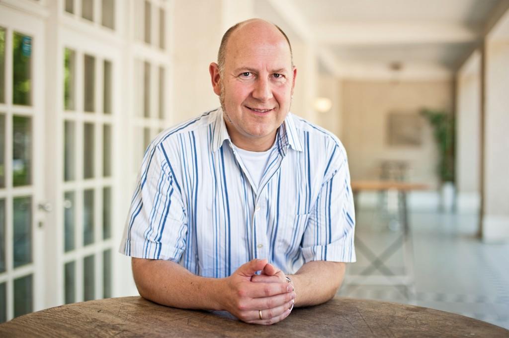 Veranstalter Frank Oberpichler