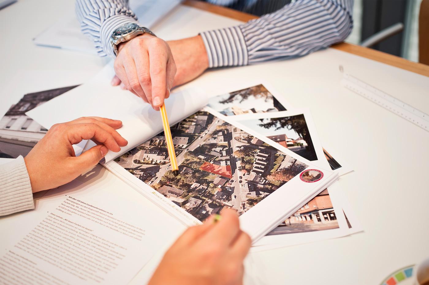 """Bauunternehmen Hambloch - """"Wir bauen Fischeln ein Gesicht"""""""