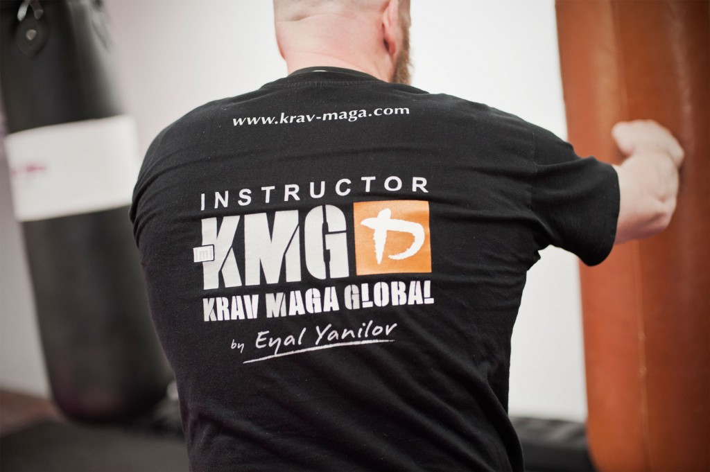 Logo, Krav Maga