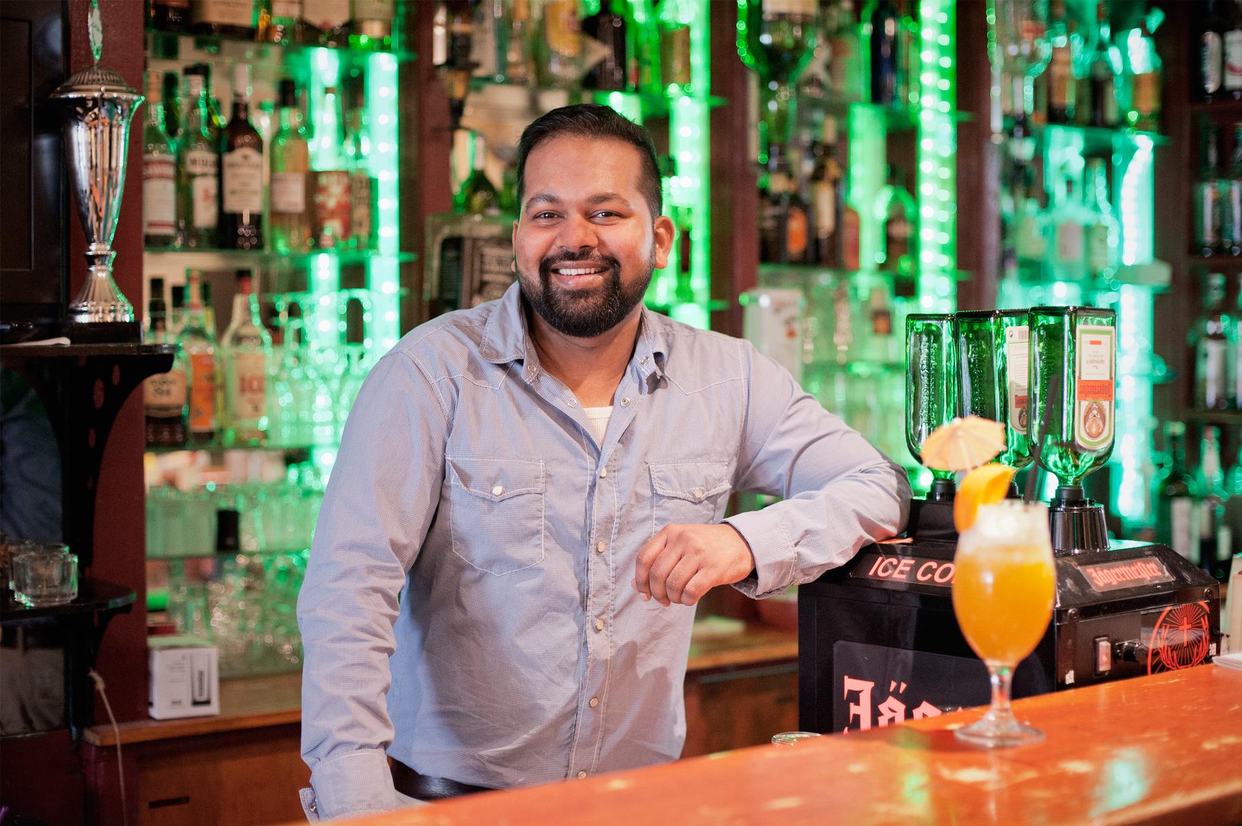 Cocktail des Lebens - Szene-Tipp: Anjuna-Bar