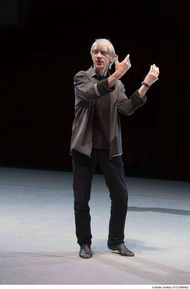 Ballett-Ensemble des Theaters Krefeld