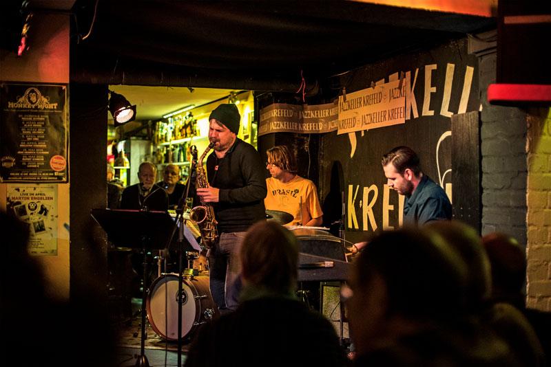 Jazzkeller Konzert