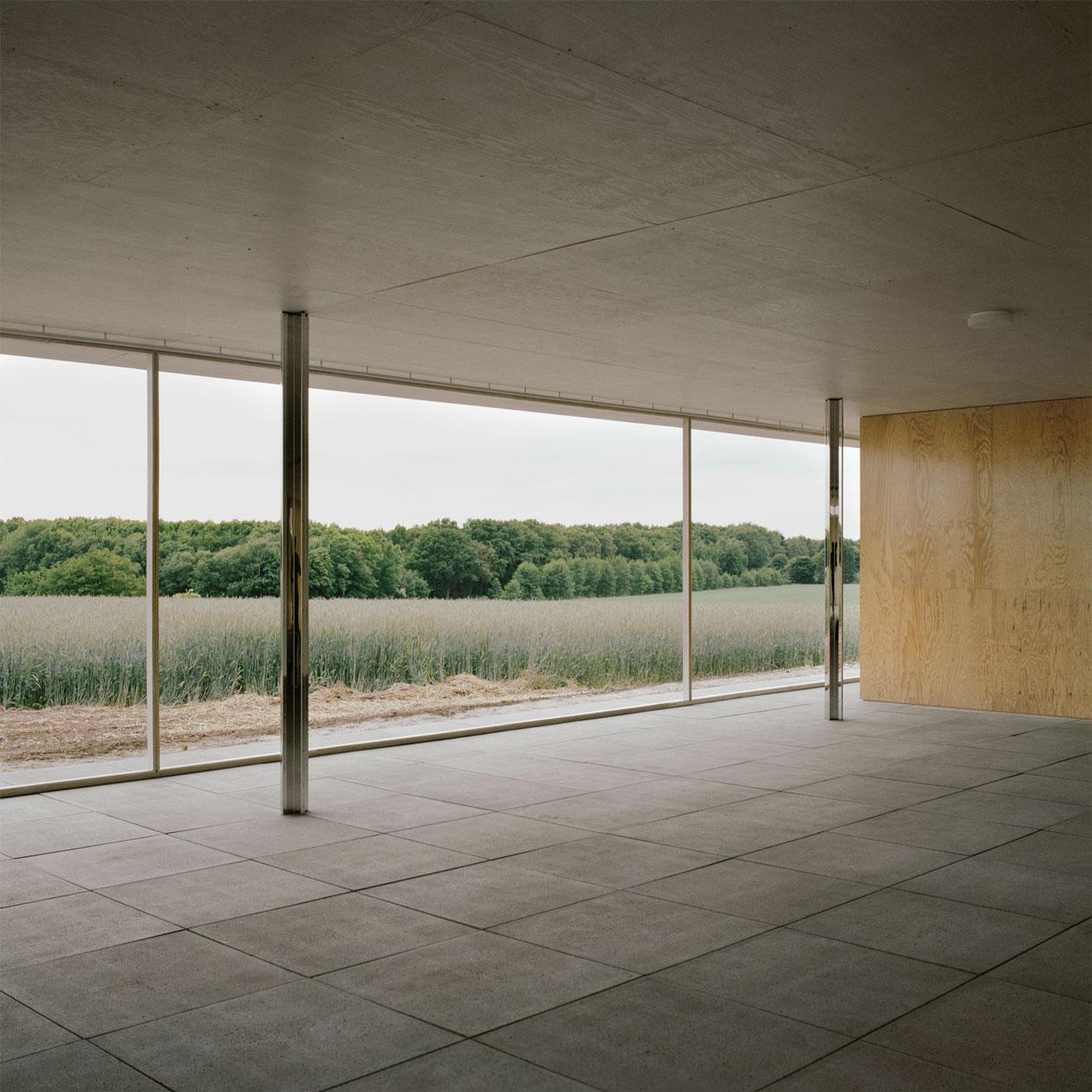 Architektur-Szene