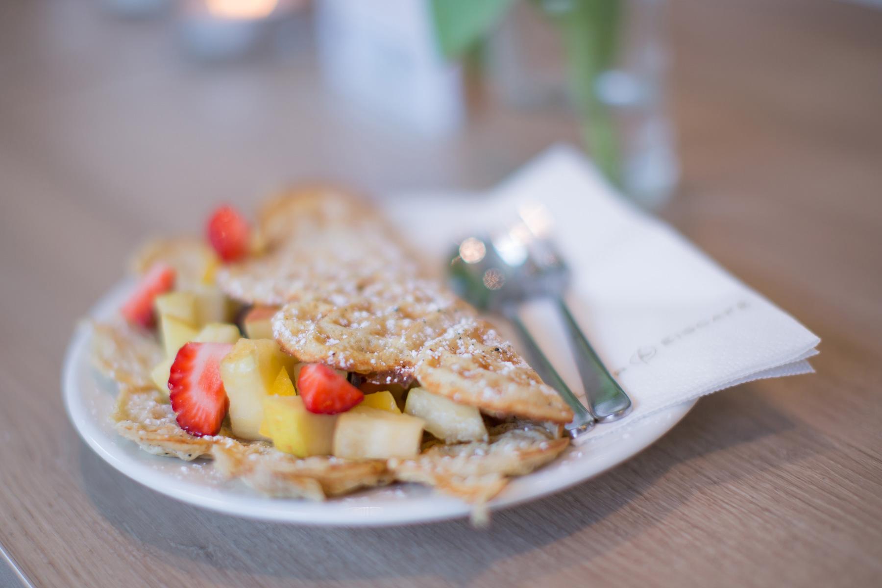 Wider dem Fernweh - Sylter Eiscafé