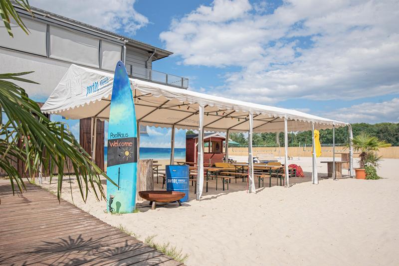 Beachclub Krefeld