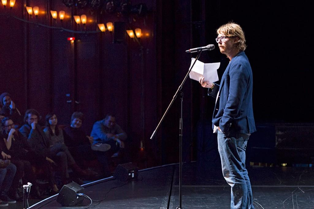 Johannes Floehr, Bühne, Poetry Slam