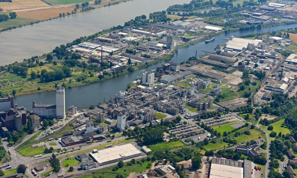 Cargill - Luftaufnahme