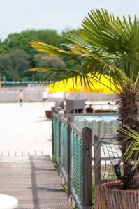 Attraktives Outdoor-Event mit Fun-Faktor - Der isotonische Energieersatz für die Beach-Handballer