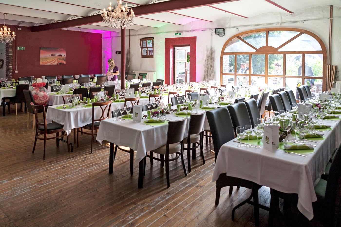 Gut Kusshof, Hochzeitsspezial