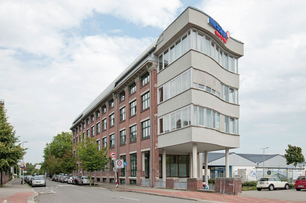 Messer Group GmbH Gebäude