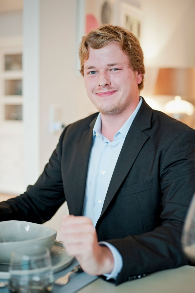 Immobilienmakler Janny van Rüth