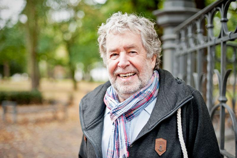 Bernd Gröbel, Schatzmeister des Heshima-Kinderförderung e.V.