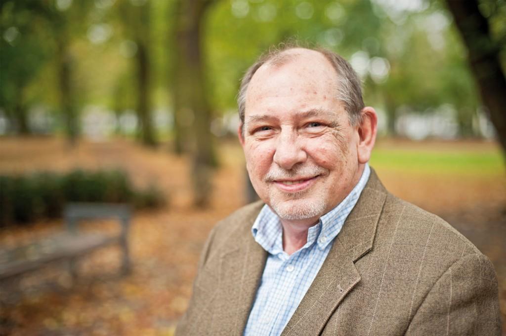 Franz-Peter Janßen, 1. Vorsitzender des Heshima-Kinderförderung e.V.