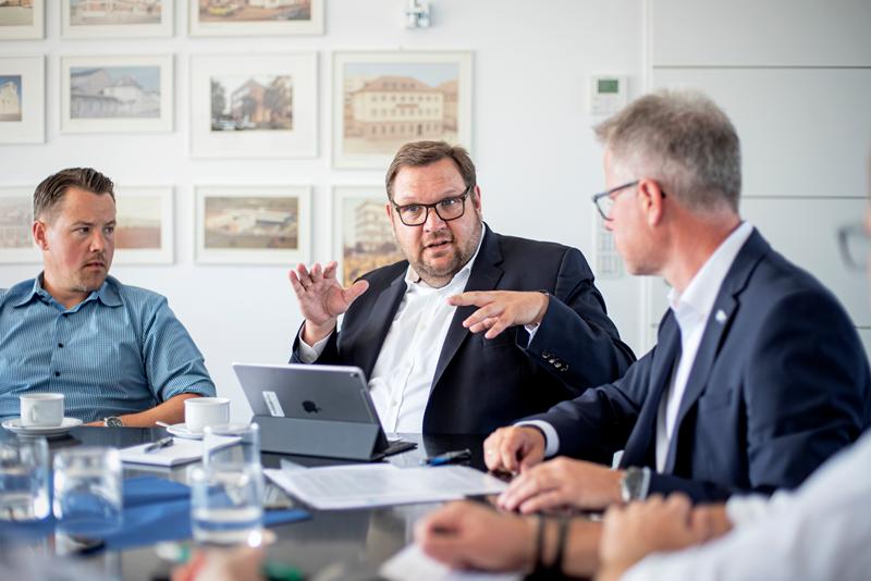 Aktionsplan Wirtschaft für Krefeld