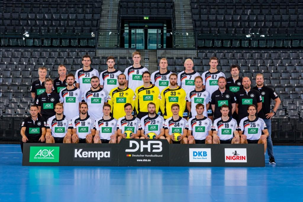 Handballmänner Nationalmannschaft