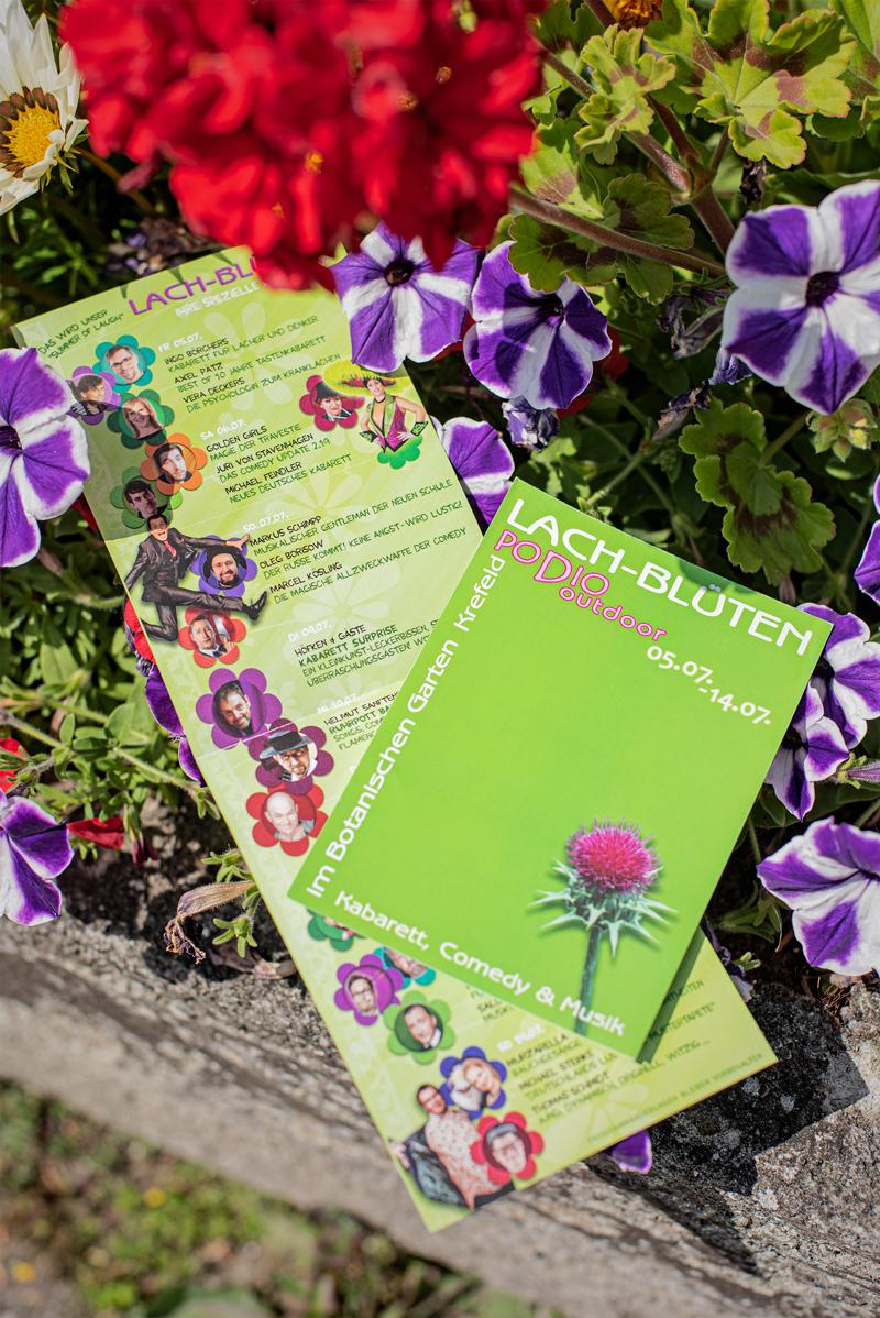 Lach-Blüten Festival