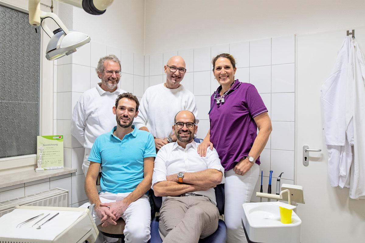Denti vor Ort