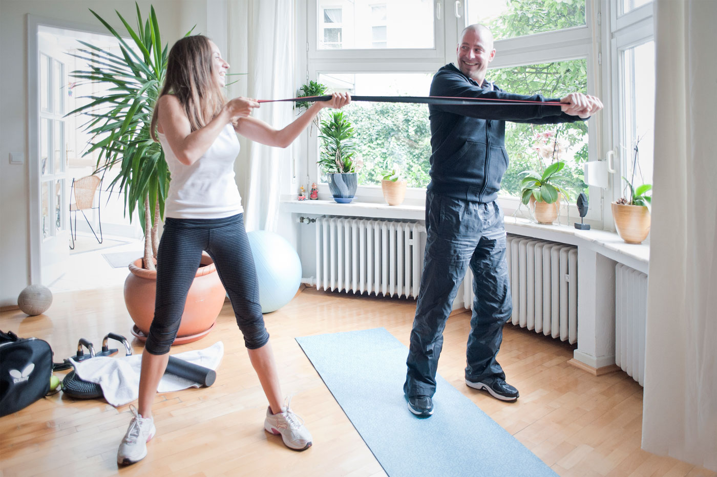 Larissa Belger - Personal Trainerin aus Passion
