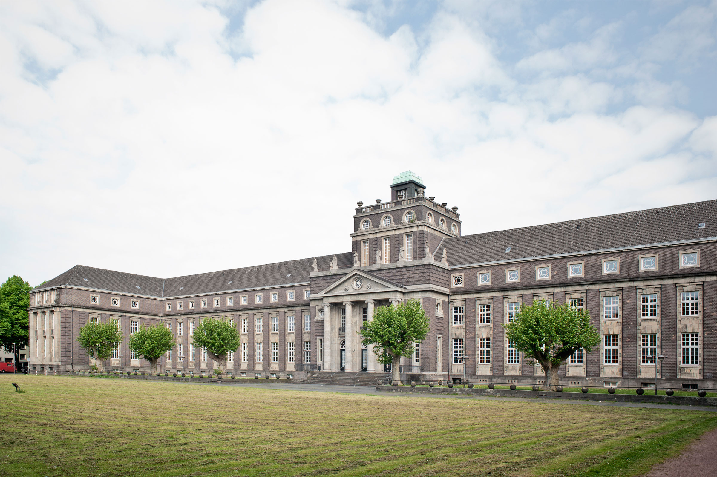 100 Jahre Gymnasium am Moltkeplatz