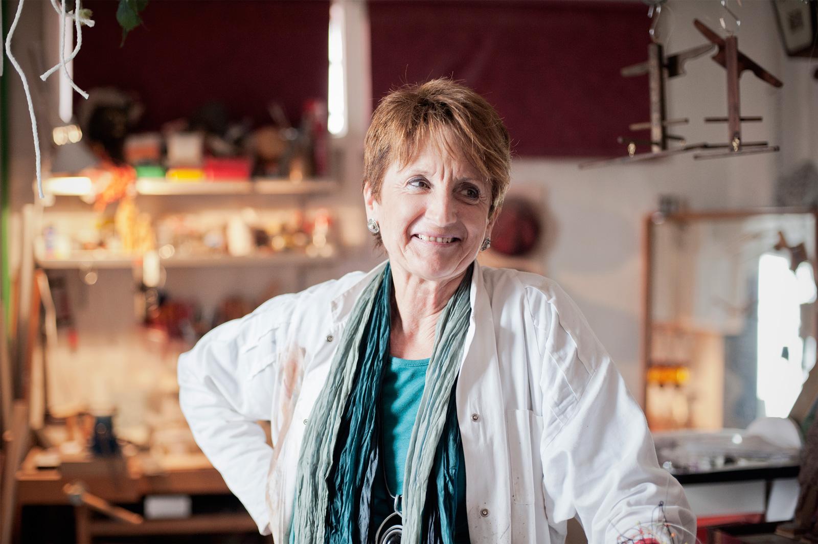 """""""Meine Figuren sind Seelenwesen"""" - Marionettenbauerin Annette Schreiner"""
