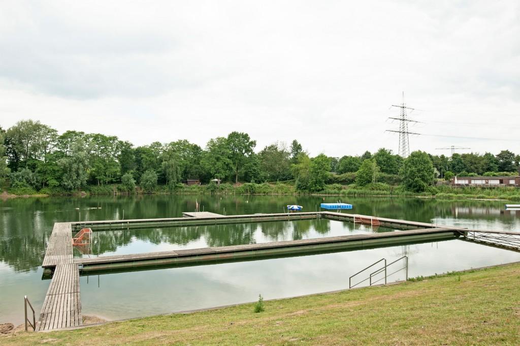 Wasser, Schwimmbecken