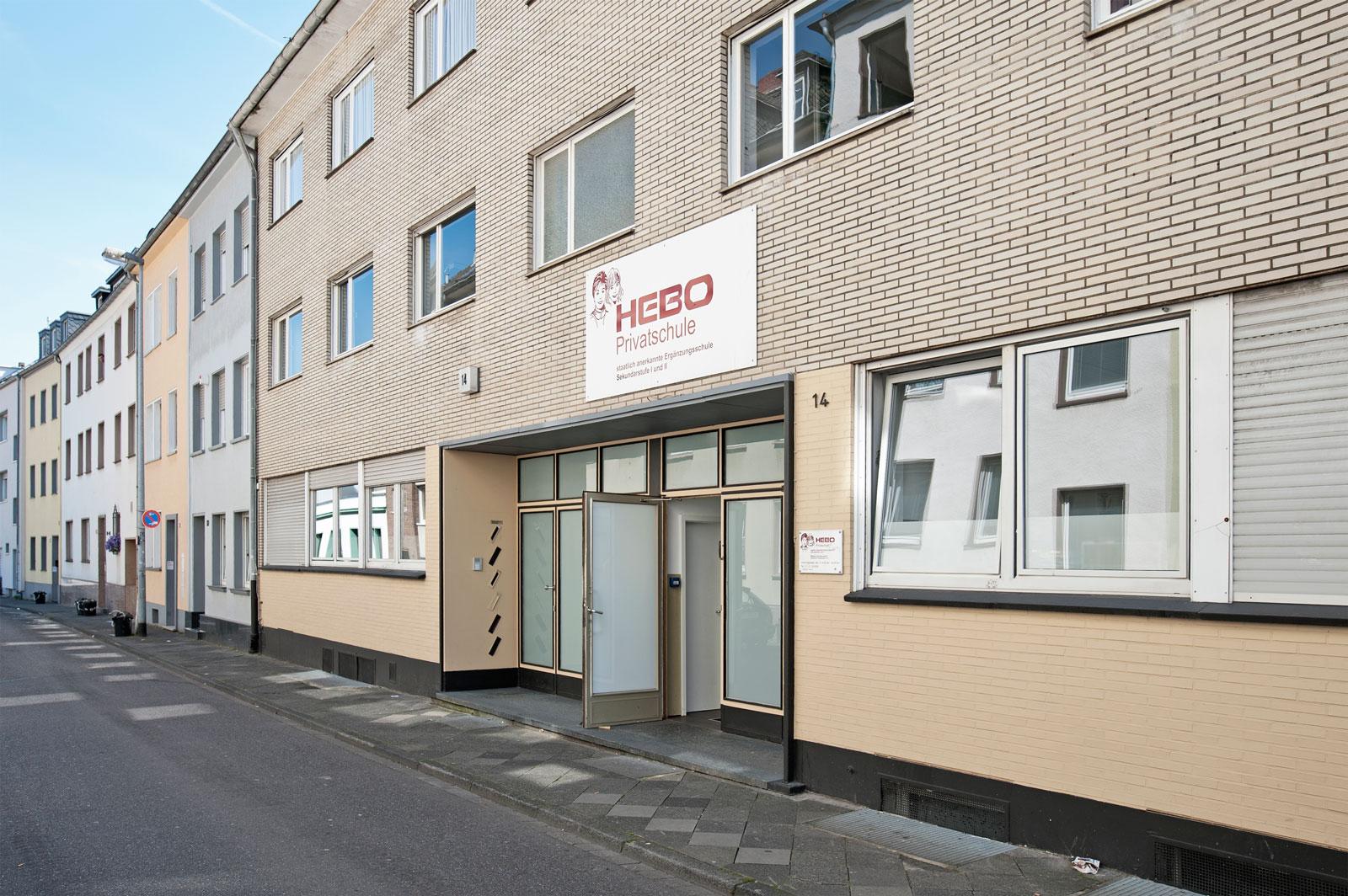 HEBO-Privatschule Mönchengladbach - Wo aus Schülern Lehrer werden