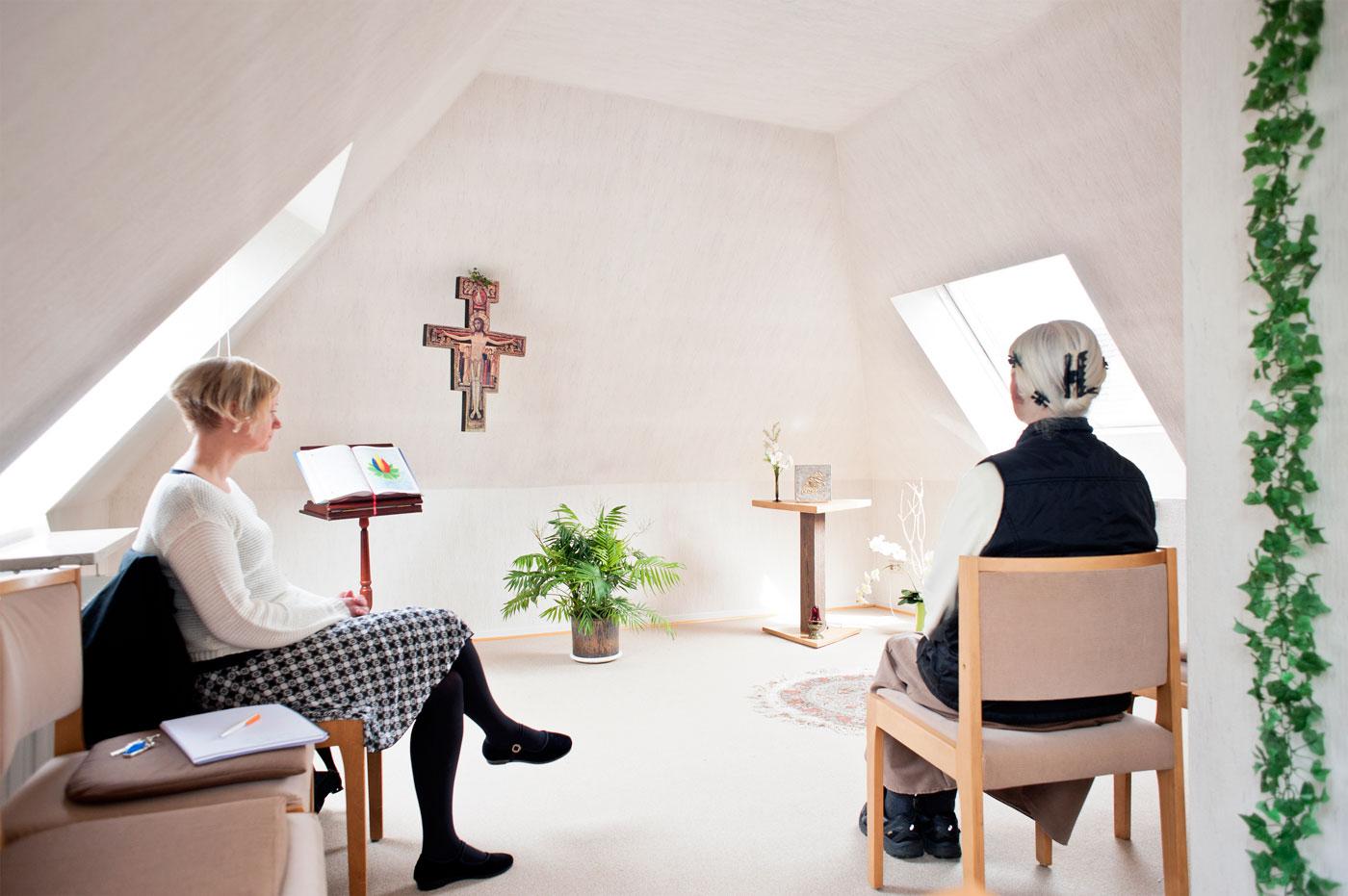 Auszeit mit Gott - Klostertage in Krefeld