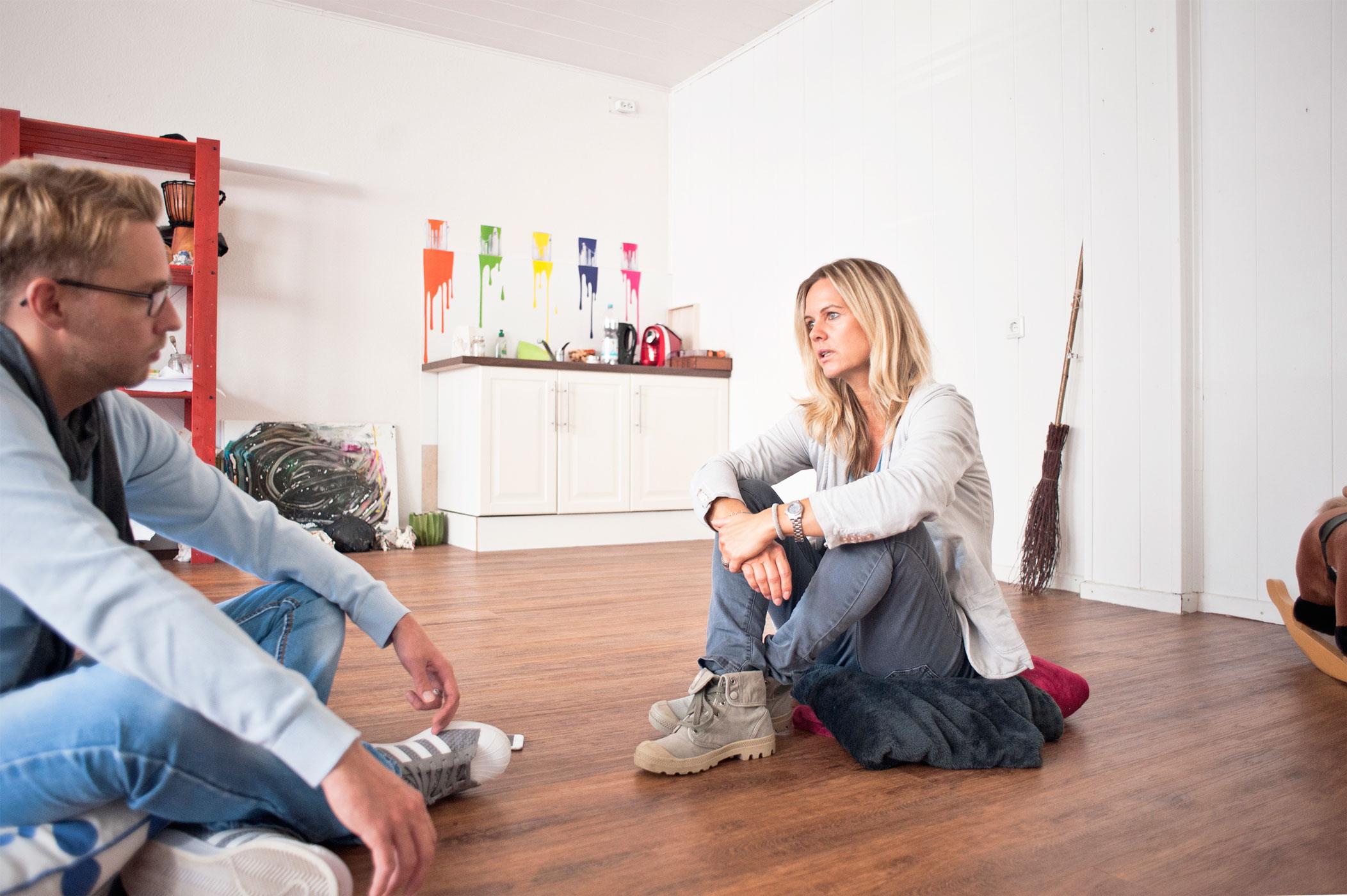Von Freud bis Leid: Wenn die Seele Hilfe braucht