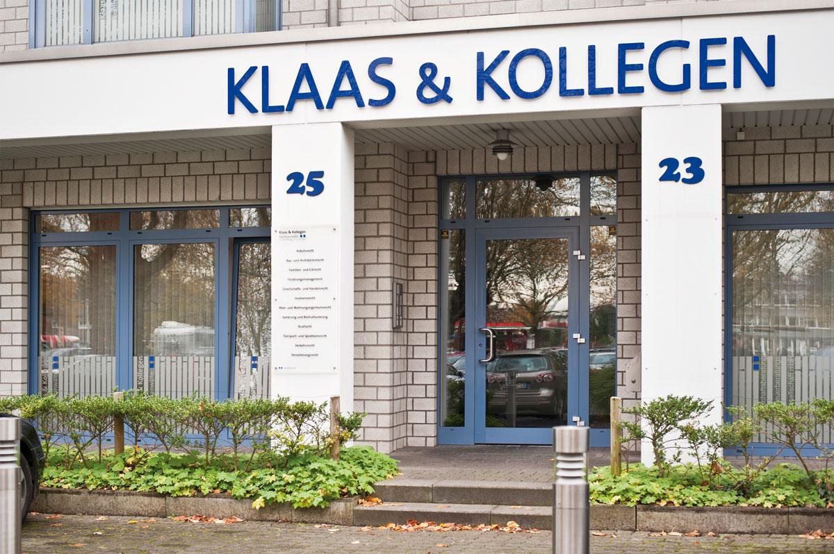 Klaas & Kollegen Warum es sinnvoll ist, rechtzeitig ein Testament zu formulieren
